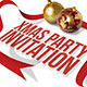 Christmas Party Invitation - GraphicRiver Item for Sale