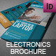 Electronic Sales Brochure Tri-Fold - GraphicRiver Item for Sale