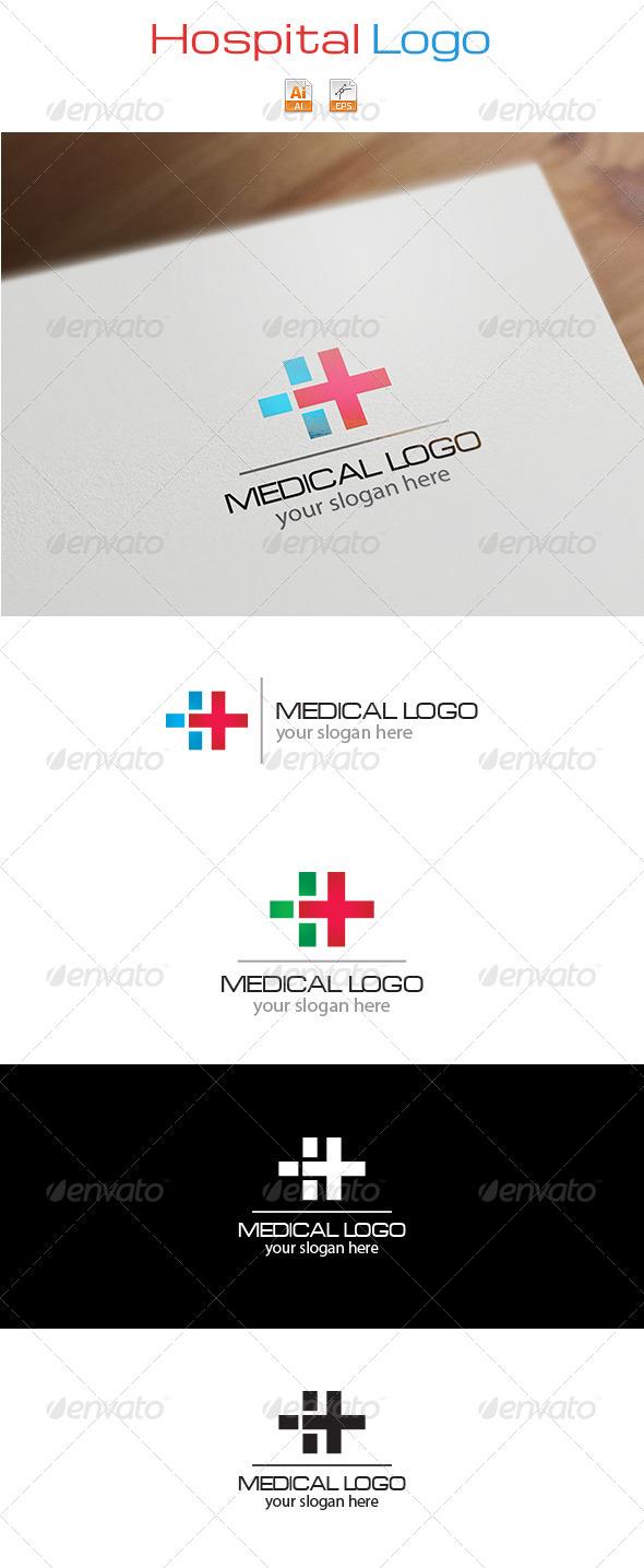 Hospital Logo - Symbols Logo Templates