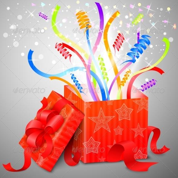Magic Surprise Box - Christmas Seasons/Holidays