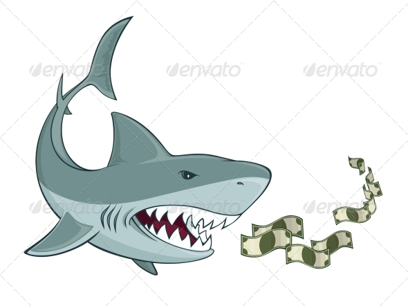 Business Shark - Concepts Business