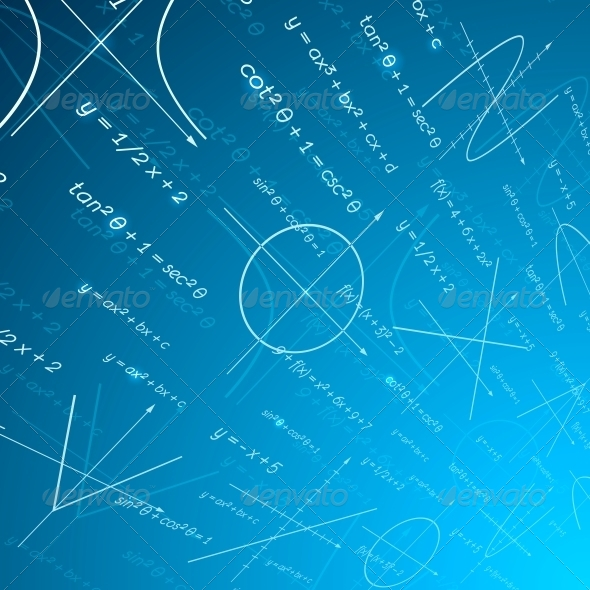 math background for powerpoint
