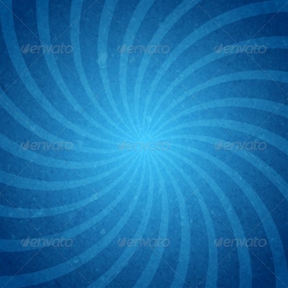 Starburst Spiral Background - Backgrounds Decorative