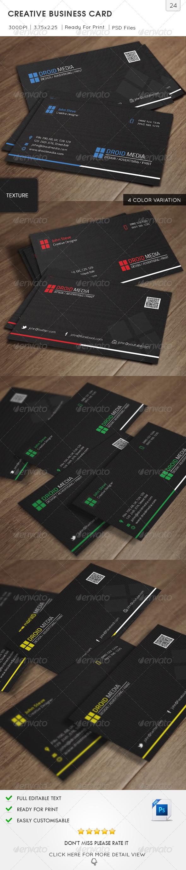 Creative Business Card v23 - Creative Business Cards