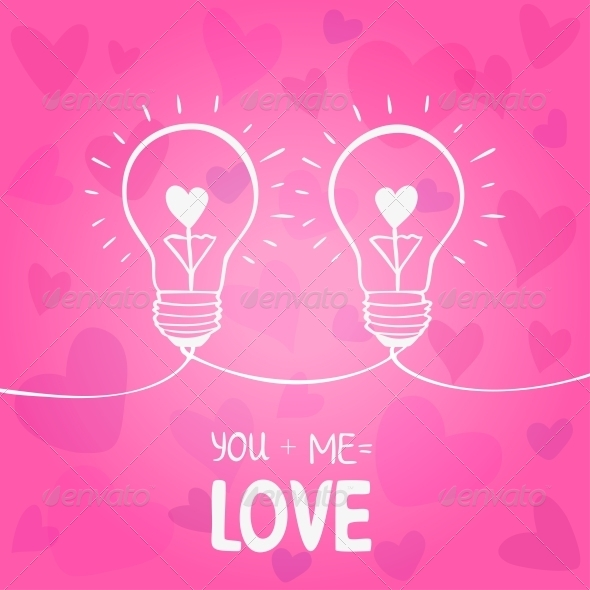 Bulb Love - Valentines Seasons/Holidays