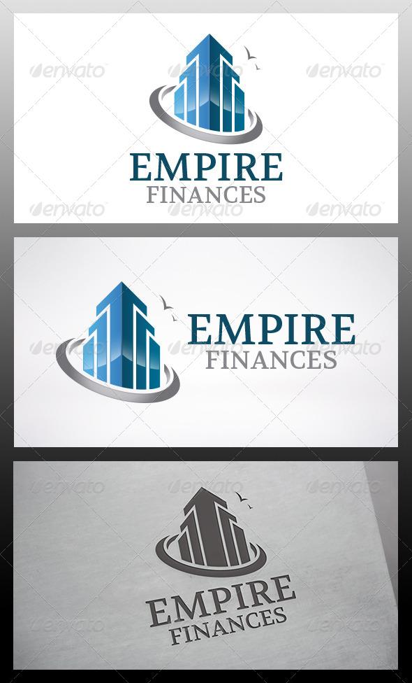 Empire Logo - Buildings Logo Templates