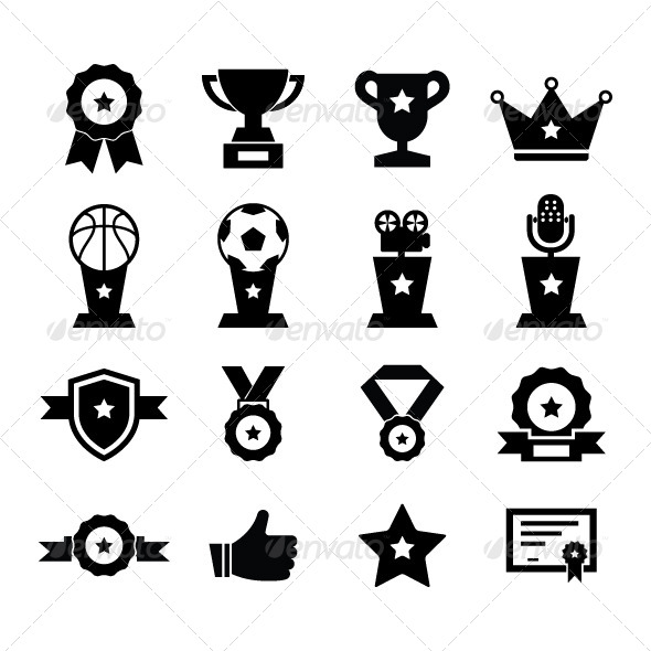 Award Icon - Objects Icons