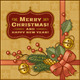 Vintage Christmas Gift - GraphicRiver Item for Sale