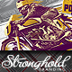 Vintage Motorcycle Race Poster Template - GraphicRiver Item for Sale