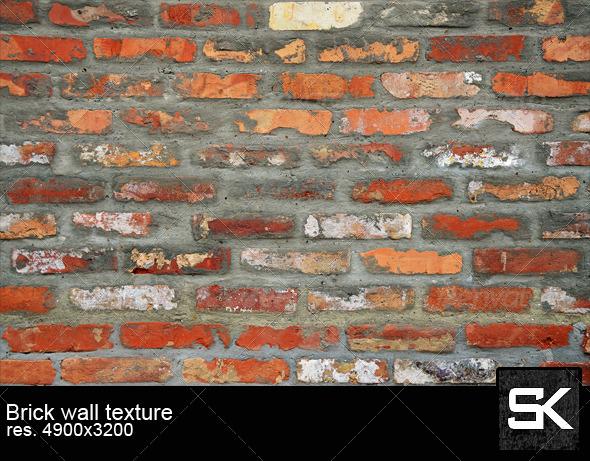 Texture Brick Wall - Stone Textures