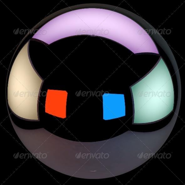 HDRI Color 01 - 3DOcean Item for Sale