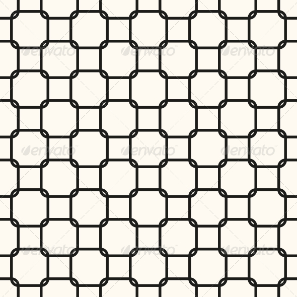 Seamless Abstract Geometric Pattern. - Patterns Decorative