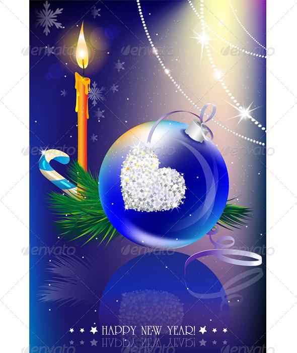 Christmas Illustration  - New Year Seasons/Holidays