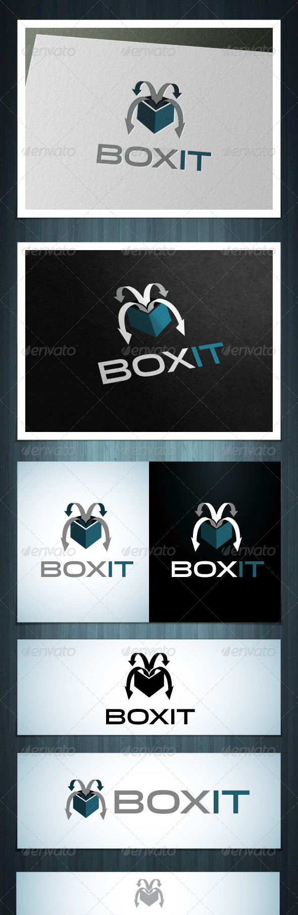 BoxIT - Vector Abstract