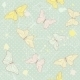 Delicate Seamless Pattern with Butterflies - GraphicRiver Item for Sale