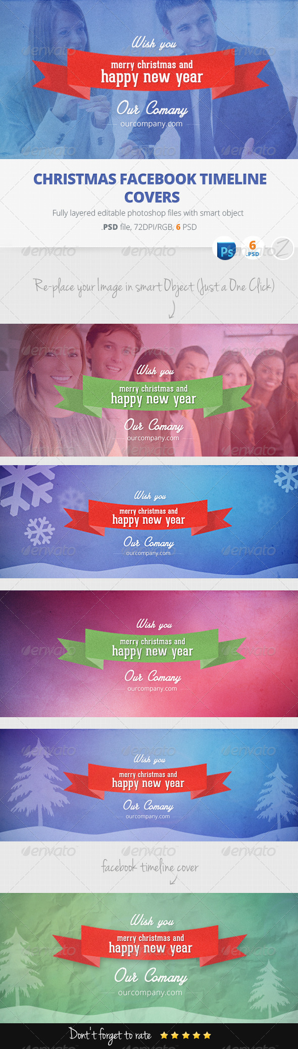 New Year and Christmas Facebook Timeline Covers - Facebook Timeline Covers Social Media