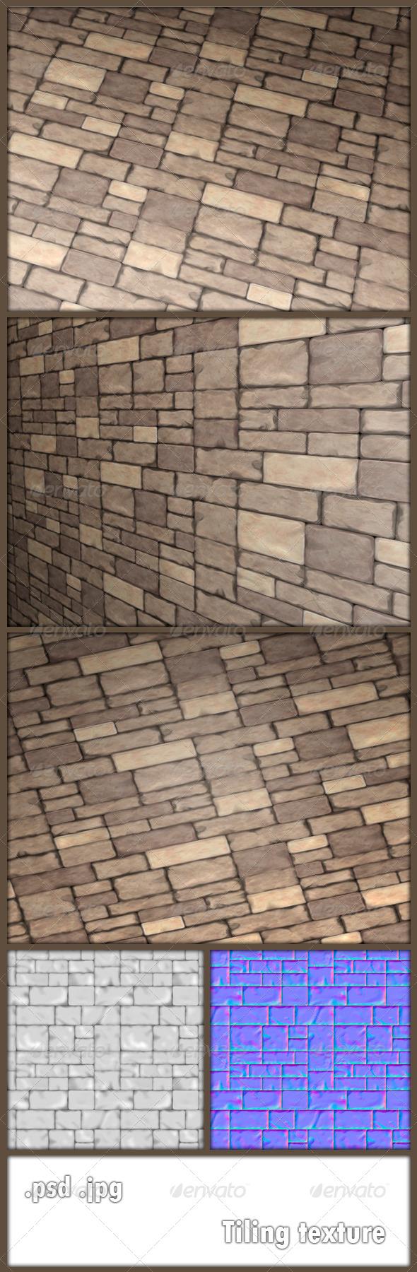 Stone Tiling Texture - Stone Textures