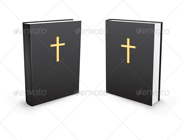 Holy Bible - Religion Conceptual