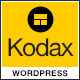 Kodax - Full Screen Landing Page Nulled
