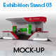 Exhibition Stand Design vol 03 - GraphicRiver Item for Sale
