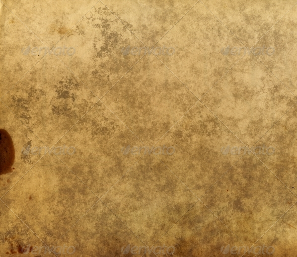 Aged paper - Industrial / Grunge Textures