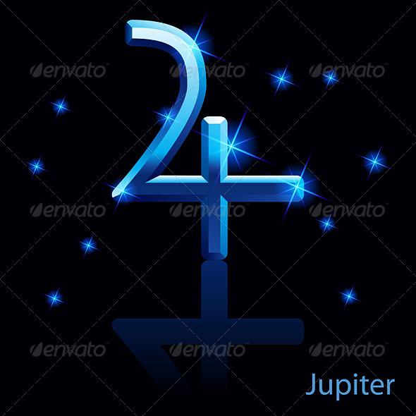 Jupiter Sign. - Concepts Business