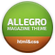 Allegro - Multipurpose News, Magazine HTML Nulled