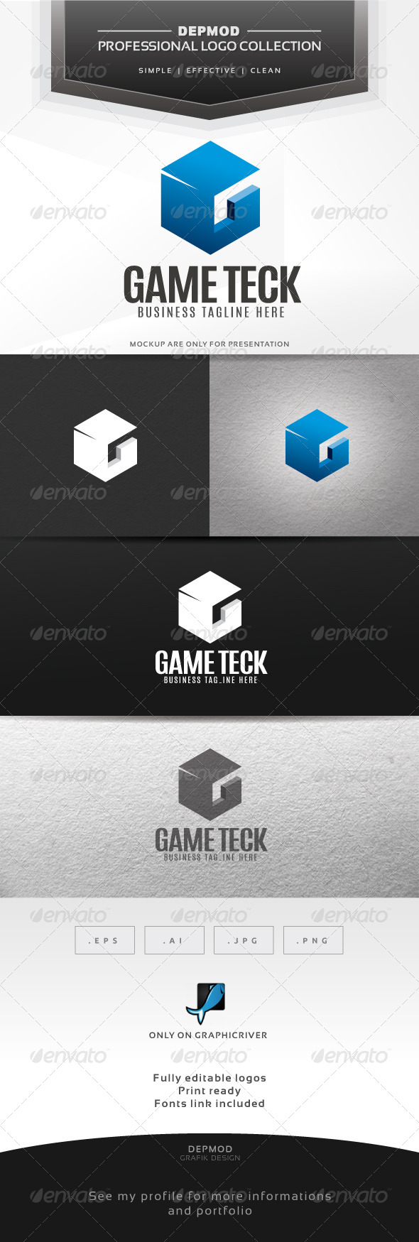 Game Teck Logo