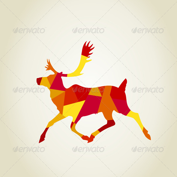 Deer 3 - Animals Characters