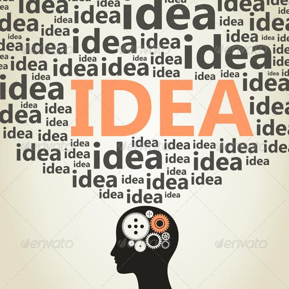 Head Idea - People Characters