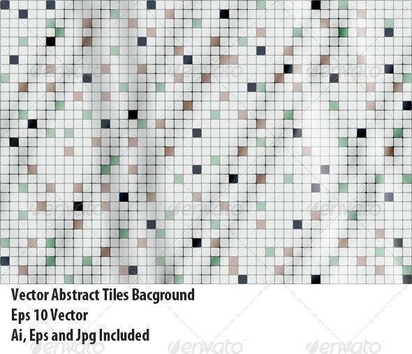 Tiles - Backgrounds Decorative