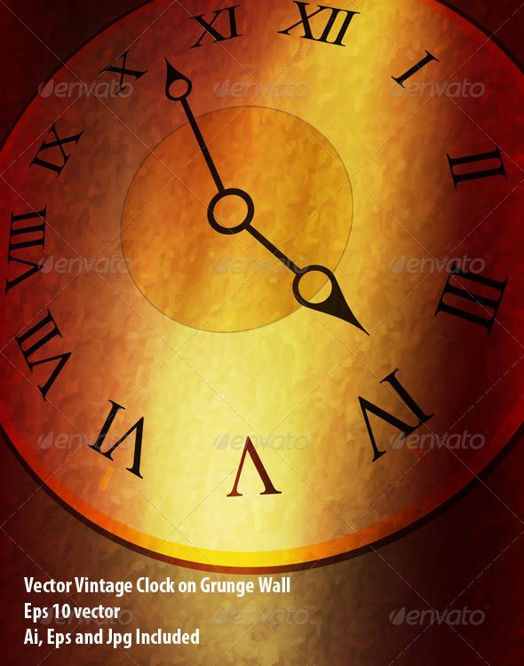 Time - Conceptual Vectors