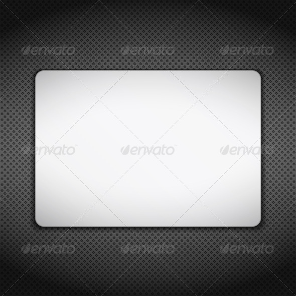 White Frame - Objects Vectors
