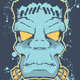 Frankenstein Halloween - GraphicRiver Item for Sale