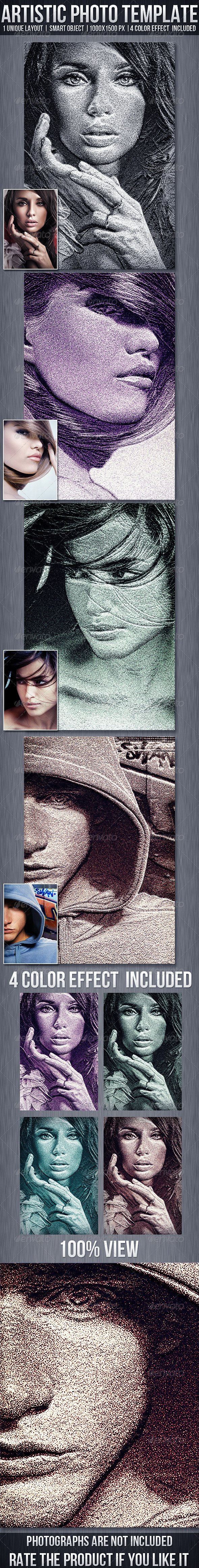 Artistic Photo Templates - Artistic Photo Templates