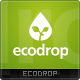 Ecodrop Logo Template - GraphicRiver Item for Sale