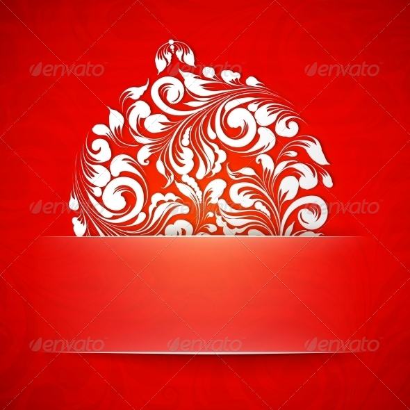 Christmas Greeting Card - New Year Seasons/Holidays