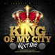 King Of My City Mixtape CD Cover Template - GraphicRiver Item for Sale