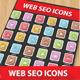 Web SEO Icons