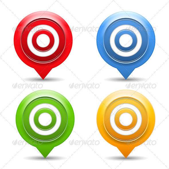 Targets - Objects Vectors