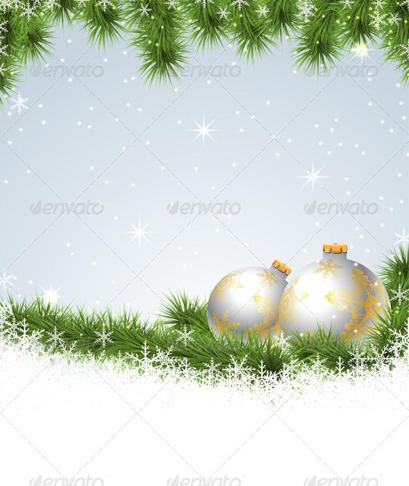 Christmas Background.  - Christmas Seasons/Holidays