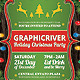 Christmas Company Party Invitation - GraphicRiver Item for Sale