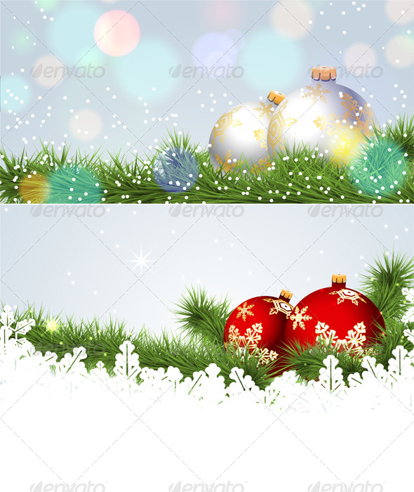 Christmas Banner - Christmas Seasons/Holidays