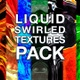 Liquid Swirled Textures Pack - VideoHive Item for Sale