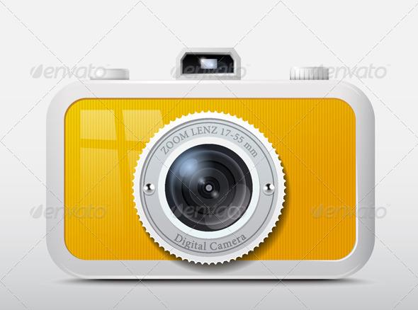 Camera  - Vectors