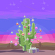 New Year Cactus - GraphicRiver Item for Sale