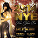 NYE 2014 Flyer n Black Friday - GraphicRiver Item for Sale