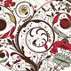 Vintage Flower Card - GraphicRiver Item for Sale