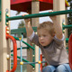 Boy on Playground Equipment - VideoHive Item for Sale
