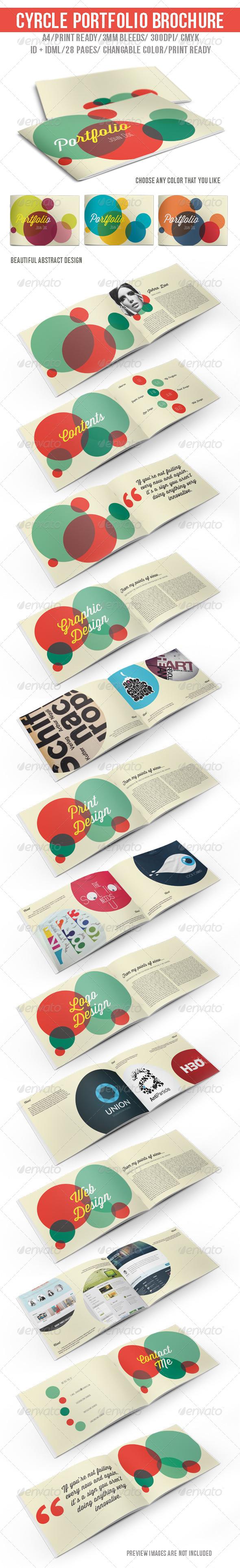 Cyrcle Portfolio Brochure - Portfolio Brochures